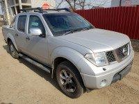 Dezmembrez Nissan Navara 2.5 d 4x4 d22 din 2003 Dezmembrări auto în Roman, Neamt Dezmembrari