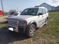 Dezmembrez Land Rover Discovery 3 2.7 tdv6 d76dt 190cp SUV din 2006 Dezmembrări auto în Roman, Neamt Dezmembrari