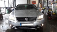 Capota fata Volkswagen Phaeton 3.0tdi Berlina (2006) Piese auto în Roman, Neamt Dezmembrari