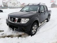 Dezmembrez Nissan Navara 2.5DCI Pick-up din 2006 Dezmembrări auto în Roman, Neamt Dezmembrari