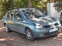 Dezmembrez Renault Clio Symbol 1.5 dci berlina din 2007 Dezmembrări auto în Roman, Neamt Dezmembrari