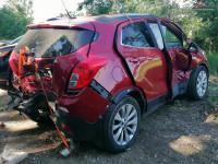 Aripa spate Opel Mokka 1.4 benzina A 14 NET 4x4 (2014) Piese auto în Roman, Neamt Dezmembrari