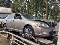Dezmembrez Skoda Octavia 2 1.6 tdi CAYC berlina FACELIFT din 2013 Dezmembrări auto în Roman, Neamt Dezmembrari