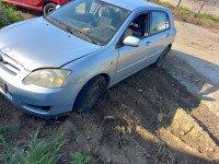Dezmembrez Toyota Corolla 1.4 d4-d 1ND-TV hatchback din 2005 Dezmembrări auto în Roman, Neamt Dezmembrari