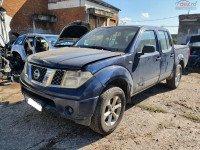 Dezmembrez Nissan Navara 2.5 dci YD25DDTi pick up din 2008 Dezmembrări auto în Roman, Neamt Dezmembrari
