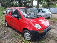 Dezmembrez Daewoo Matiz 0.8 benzina facelift din 2007 Dezmembrări auto în Roman, Neamt Dezmembrari