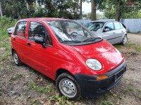 Aripa fata Daewoo Matiz 0.8 benzina facelift (2007) Piese auto în Roman, Neamt Dezmembrari