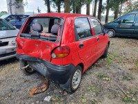 Aripa spate Daewoo Matiz 0.8 benzina facelift (2007) Piese auto în Roman, Neamt Dezmembrari
