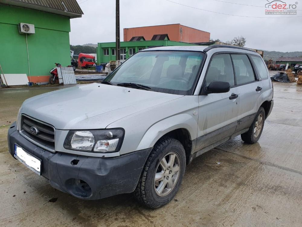 Dezmembrez Subaru Forester 2.0 benzina 4x4 din 2003