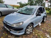 Dezmembrez Peugeot 206 2.0 benzina hatchback din 2001 Dezmembrări auto în Roman, Neamt Dezmembrari
