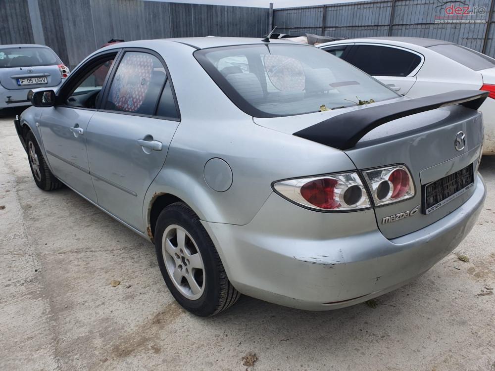 Dezmembrez Mazda 6 2.0 DI RF5C berlina din 2004