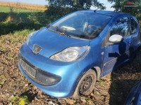 Dezmembrez Peugeot 107 1.0 benzina hatchback din 2006 Dezmembrări auto în Roman, Neamt Dezmembrari