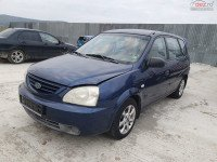 Dezmembrez Kia Carens 1.8 benzina TB monovolum din 2004 Dezmembrări auto în Roman, Neamt Dezmembrari