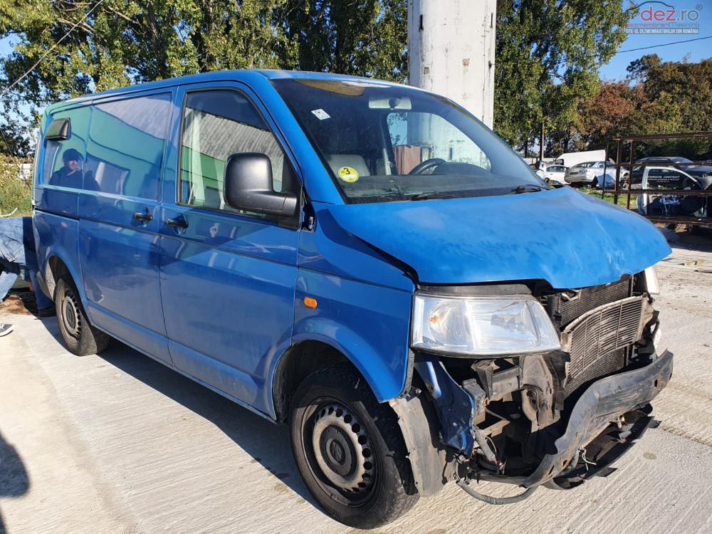 Dezmembrez Volkswagen T5 1.9 tdi AXC van din 2006