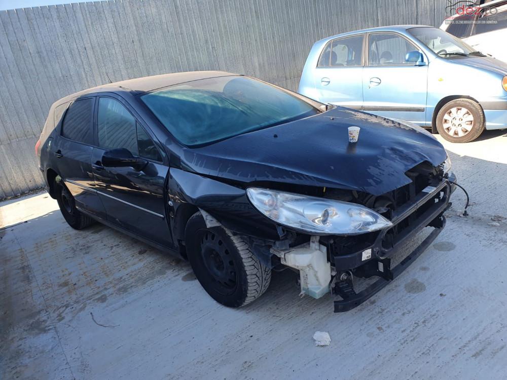 Dezmembrez Peugeot 407 1.6 hdi 9HZ SW break din 2008