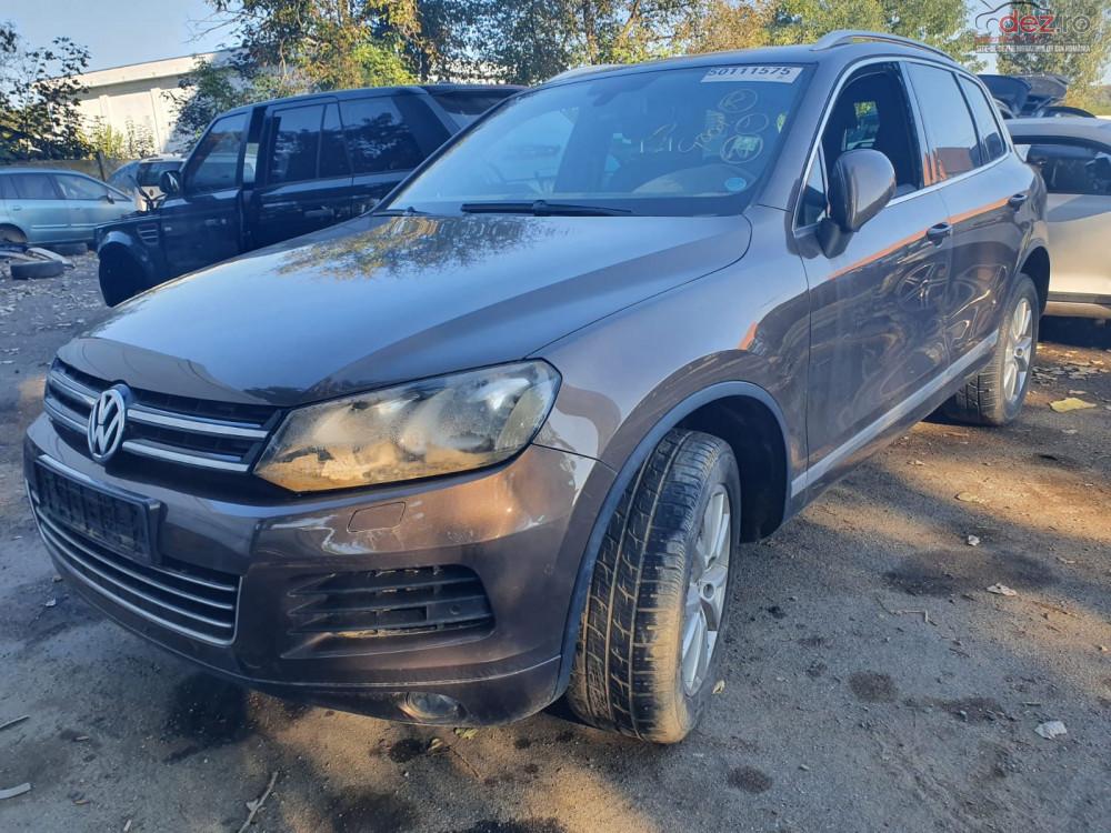 Dezmembrez Volkswagen Touareg 7P 3.0 tdi CAS 4x4 din 2012