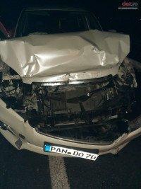 Vand Toyota RAV 4 din 2010, avariat in fata Mașini avariate în Bistrita, Bistrita-Nasaud Dezmembrari