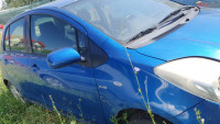 Vand Toyota Yaris Sol din 2007, avariat in fata Mașini avariate în Bragadiru, Ilfov Dezmembrari