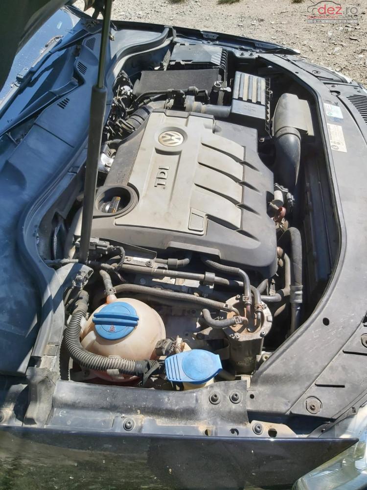 Vand Volkswagen Passat B6 din 2010, avariat in lateral(e)