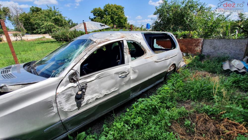 Vand Mercedes S 300 Auto funerara din 2009, avariat in lateral(e)