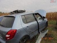 Dezmembrez Skoda Fabia 2008 1 4 Diesel Dezmembrări auto în Babeni, Valcea Dezmembrari