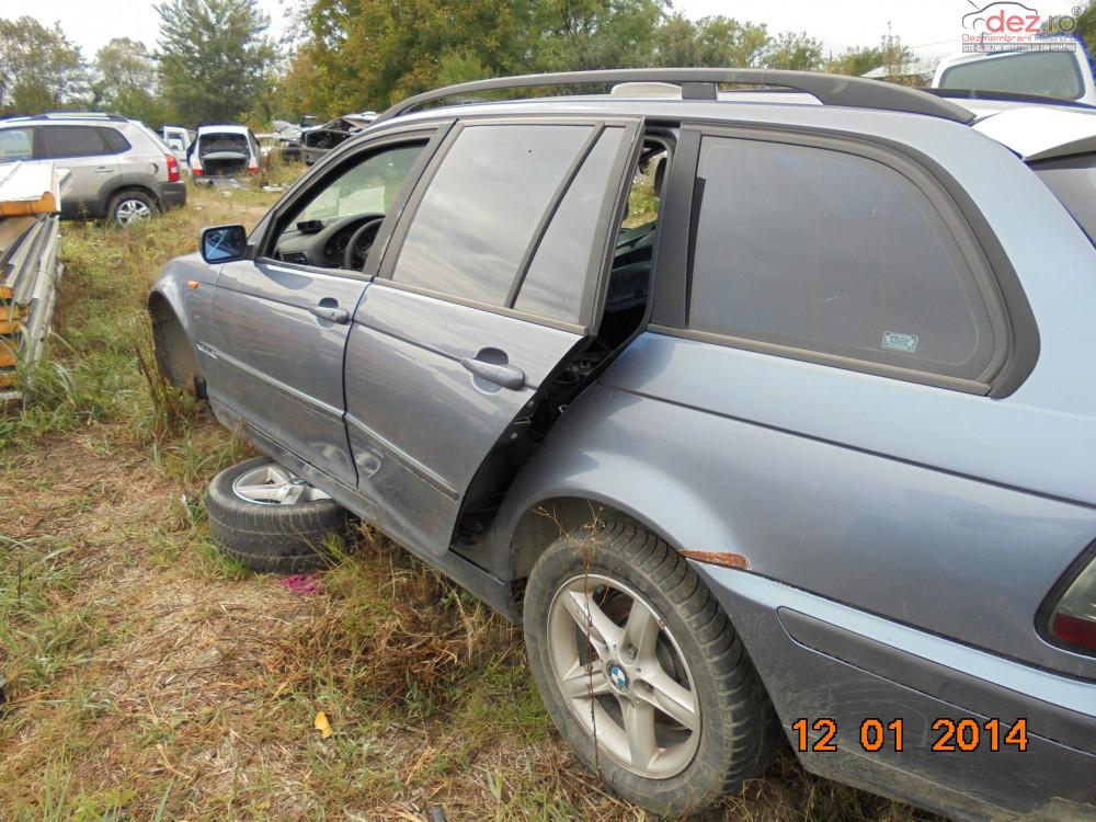 Dezmembrez Bmw Seria 3 2 0 L Diesel 2003