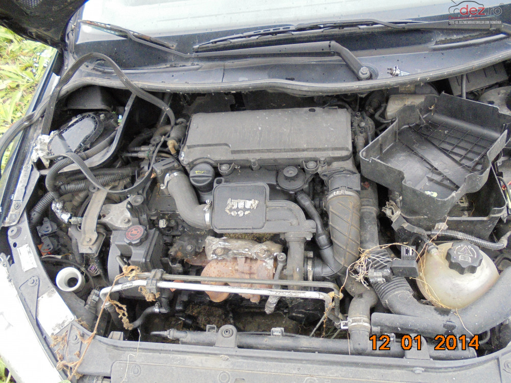 Dezmembrez Peugeot 206 1 4 Diesel