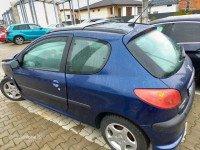 Vand Peugeot 206 1.4i din 2004, avariat in fata Mașini avariate în Bistrita, Bistrita-Nasaud Dezmembrari