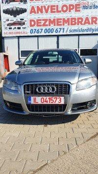 Dezmembrez Audi A4 B7 2 0 Tdi 140 Cp Bre Piese auto în Manasia, Ialomita Dezmembrari