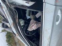 Vand Skoda Superb din 2018, avariat in fata, lateral(e) Mașini avariate în Galati, Galati Dezmembrari