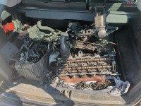 Vand Mercedes ML 270 din 2001, avariat in fata, spate, lateral(e) Mașini avariate în Gherla, Cluj Dezmembrari
