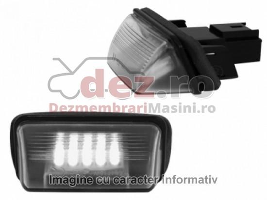 Lampa numar inmatriculare Renault Clio 3 2007