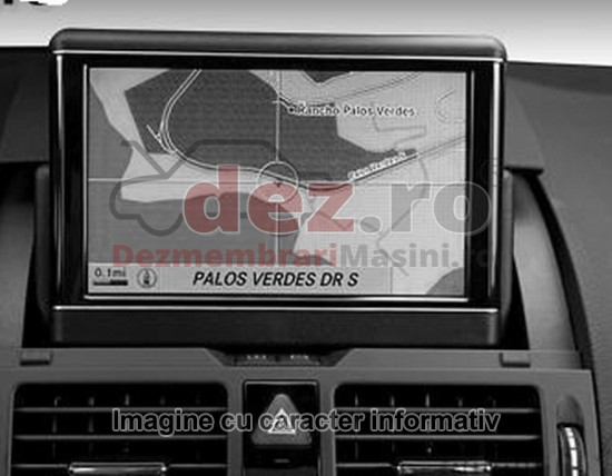 Navigatie Volkswagen Touareg 2004 7l6035191 + Amplif + Cd Player (6 Disc)  Piese auto în Acatari, Mures Dezmembrari
