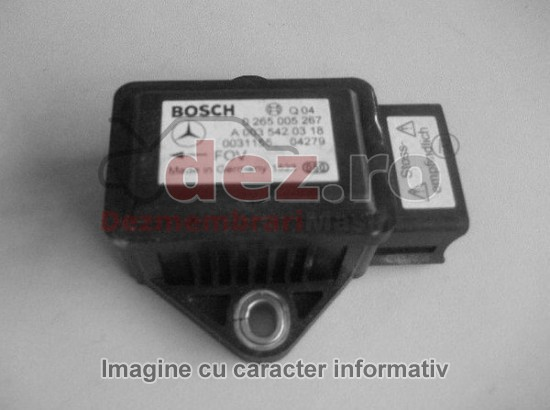 Senzor impact Audi A5 8T3 2010 în Oradea, Bihor Dezmembrari