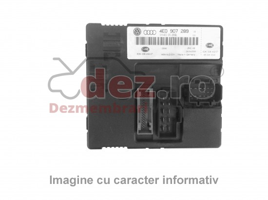 Calculator confort Volkswagen Passat 2004