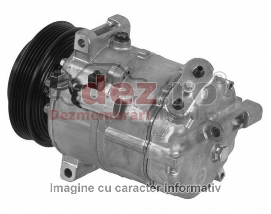 Compresor aer conditionat Audi A1 1.6 tdi CAYC hatchback (2012) Piese auto în Roman, Neamt Dezmembrari